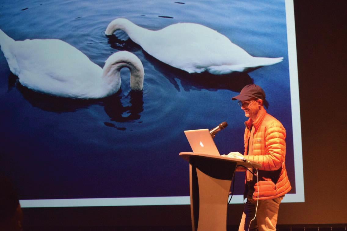 "The IMRC's ""Visiting Artist Series"" hosts photographer Will Rogan on Nov. 8th. STAFF Robin Pelkey"