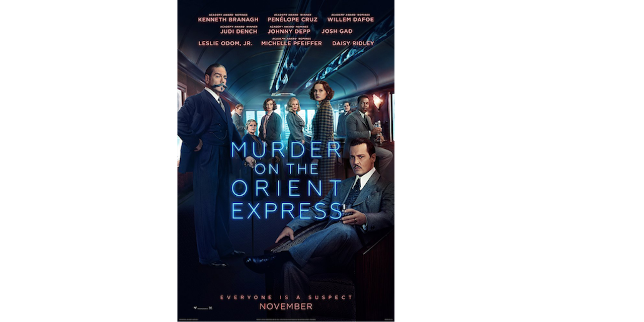 Murder on the Orient Express sequel in development at Fox